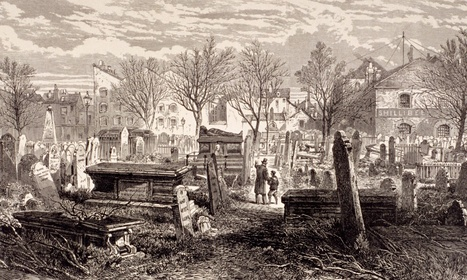 Death in the city: the grisly secrets of dealing with Victorian London's dead | Gothic Literature | Scoop.it