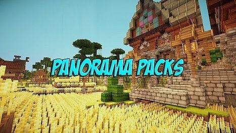 The Panorama # 2 Resource Pack for Minecraft   Minecraft Resource Packs   Scoop.it