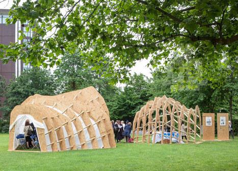 natasha reid crafts a city sanctuary + embassy for refugees   Arquitectura digital   Scoop.it