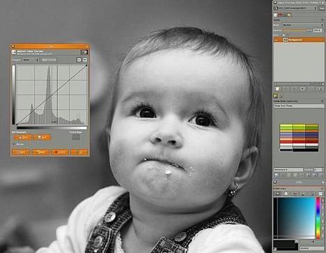 Guide Gimp officiel et complet, liste de commandes | Photo numérique CQFD | Scoop.it