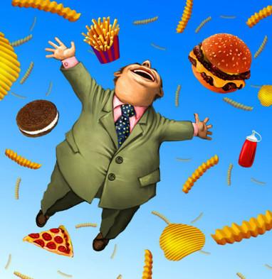 Cómo la comida basura destruye nuestra memoria | Apasionadas por la salud y lo natural | Scoop.it