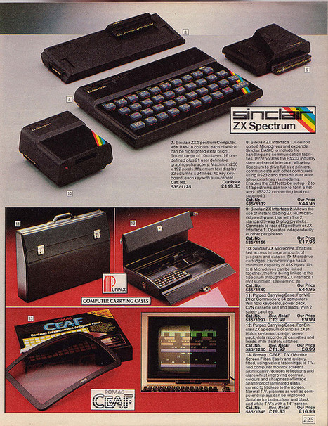 Vintage British Argos 1985 Catalogue | Flickr : partage de photos ! | Retrotext | Scoop.it