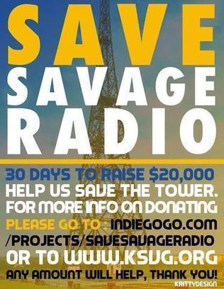 Founders trying to save Savage Radio, the non-profit community radio station | LPFM | Scoop.it