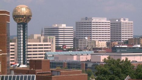 Knoxville ranked the most exciting city in Tennessee | Tennessee Libraries | Scoop.it