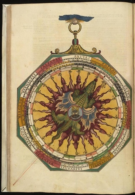 Ordering the Heavens: A Visual History of Mapping the Universe | omnia mea mecum fero | Scoop.it