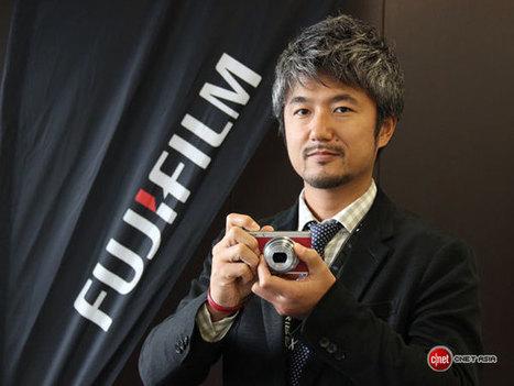 Fujifilm names design philosophy behind X-series cameras | Fujifilm X-E1 | Scoop.it