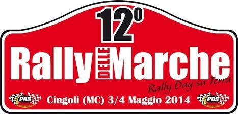Cingoli: 12° Rally delle Marche 3/4 Maggio 2014 | Le Marche un'altra Italia | Scoop.it