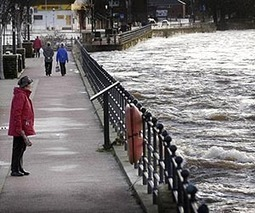 Britain sees new flooding after storms and high tides | Sustain Our Earth | Scoop.it