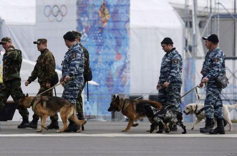 Can Terrorists Penetrate Ring of Steel Around Sochi Olympics? | World News | Scoop.it