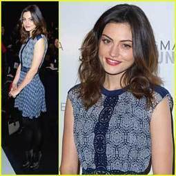 Phoebe Tonkin Hits Up BCBGMaxazria Fashion Show, Joins 'Take ... | Fashion ,Jewelry & Beauty | Scoop.it