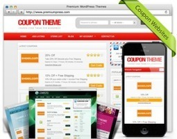 PremiumPress Responsive Coupon Theme (Wordpress) 30% Discount | Premium Themes | Scoop.it