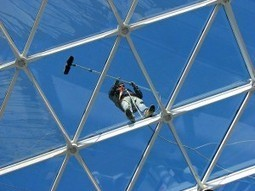 Safety First: A Guide on Cleaning the Roof's Surface   Ladderlock Pty Ltd   Scoop.it