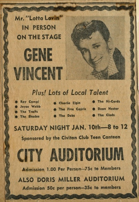 Ramblin' Ray Remembers: Austin music in the 1950s ...   1950's   Scoop.it