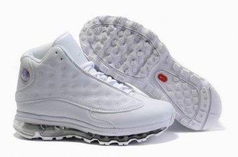 White Air Jordan 13 Retro low   Cheap Jordans Heaven   Scoop.it
