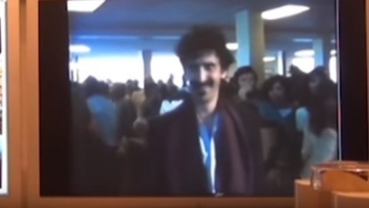 Frank Zappa Noticed A US Navy Marching Band At The Airport - Then THIS Happened | Frank Zappa rocks | Scoop.it
