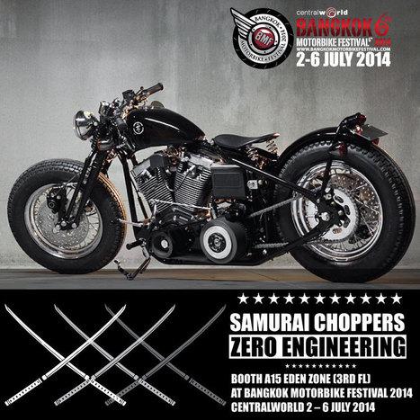 Thaiscooter.com - Bangkok Motorbike Festival 2014 ครั้งที่ 6 | thaiscooter | Scoop.it