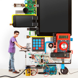How to Raise a Tech-Savvy Kid - Popular Mechanics | Tinkering and Innovating in Education | Scoop.it