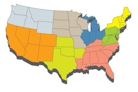 The US regions with the biggest spikes in PR salaries   Public Relations & Social Media Insight   Scoop.it