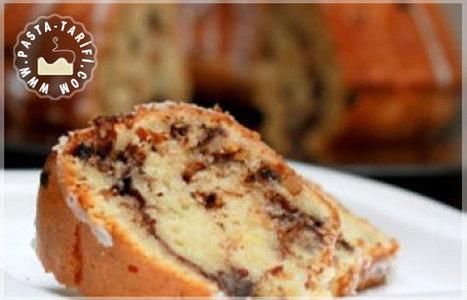 Bademli Limonlu Kek   Pasta Tarifleri   Kek Tarifleri   Scoop.it
