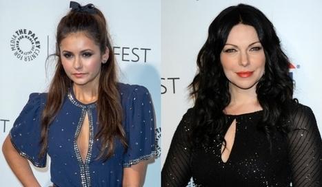 Duel Mode : Nina Dobrev vs Laura Prepon, qui est la brune la plus sexy ? | mode | Scoop.it