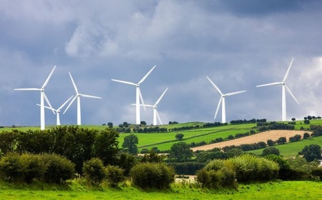 Wind farms could become 'monuments of a failed civilisation', top environmentalist claims - Telegraph | Case Study | Scoop.it
