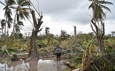 Matthew : l'itinéraire d'un ouragan meurtrier | Risques environnement & santé, changement climatique, risques liés aux modes de vie contemporains | Scoop.it