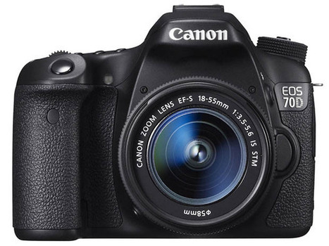 Review: The Canon EOS 70D Sets Its Phase Detection to Stun | COMPACT VIDEO & PHOTOGRAPHY | Scoop.it