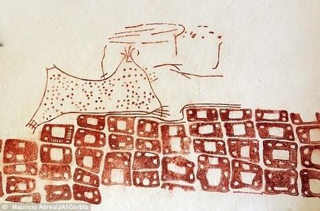 Identifican el volcán de una pintura mural de hace 9.000 años | Arqueología, Historia Antigua y Medieval - Archeology, Ancient and Medieval History byTerrae Antiqvae (Blogs) | Scoop.it