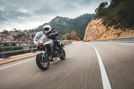 For every day and every ride. Introducing the NEW Triumph Tiger Sport | Motorcycle Industry News | Scoop.it