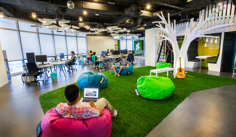 The New Mindvalley Space: Come On In | Vishen Lakhiani | Scoop.it
