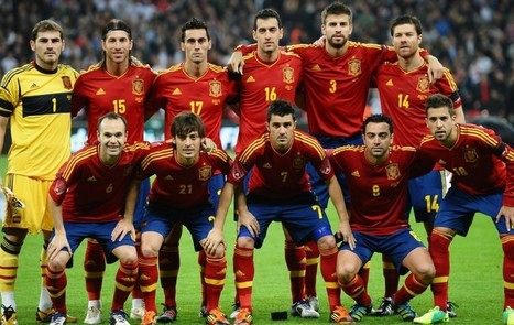 Blogs.Football FIFA World Cup 2014 Predictions – This week: Spain | Blogs.Football | World Cup 2014: Build up | Scoop.it