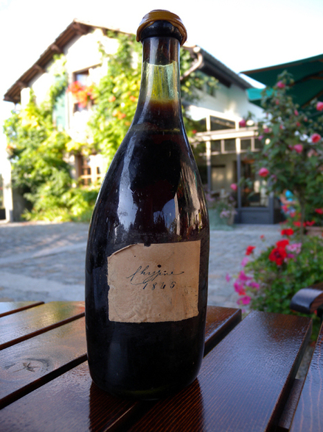 Club des tueurs – 2ème soirée – vins du XIXème à Châteauvieux » Serial-Bottler | Wine Cyprus | Scoop.it