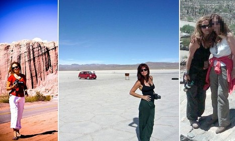 Wish you were here and here and here! 'Agoraphobic' claims £50,000 disability benefits because she is scared of open spaces... but is pictured travelling through Argentina | Disability and Society | Scoop.it