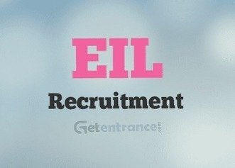 EIL Recruitment 2016 | Entrance Exams and Admissions in India | Scoop.it