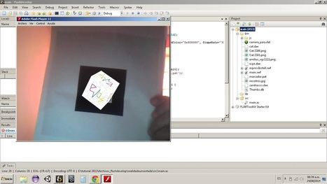 Diseña online objetos 3d para Realidad Aumentada - Emiliusvgs | Ticenelaula | Scoop.it