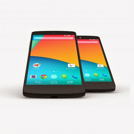 Google Nexus 5 | Android KitKat - Grease n Gasoline | Android | Scoop.it