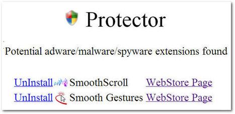 Shield for Chrome - Le blog de libellules.ch | Au fil du Web | Scoop.it