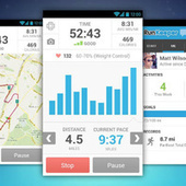 RunKeeper Updates with a New Look, Workout Reminders, and More | iPhones and iThings | Scoop.it