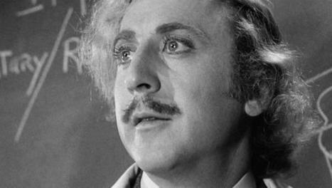 Every Perfect Gene Wilder Comedic Pause--All In One Video Essay | Public Relations & Social Media Insight | Scoop.it
