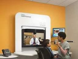 Services de Telemedecine : 76% des patients son... | le monde de la e-santé | Scoop.it