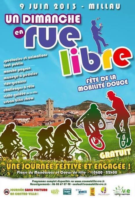 millau fête de la mobilité douce - vélo - edithb-agenda - OverBlog   Plan de déplacement inter-entreprises du Technopôle Brest-Iroise et .... autres !   Scoop.it