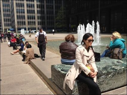 The Simple Ingredients of a Good Public Space | Smart Growth for ... | Urban Public Space | Scoop.it