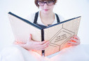 A Wearable Book Feeds You Its Characters' Emotions As You Read | Radio Show Contents | Scoop.it
