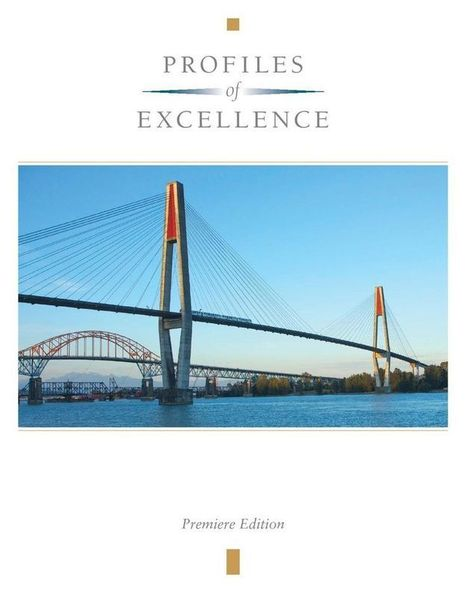 Profiles of Excellence #ClippedOnIssuu   Carl Bax   Scoop.it