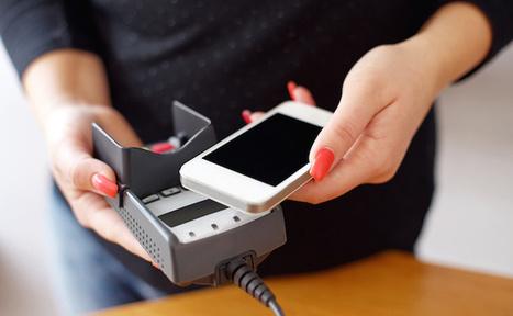 5 solutions de paiement mobile sans contact - Frenchweb.fr | Digital news | Scoop.it