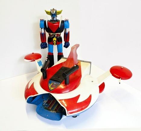 Exposition et Vente aux enchères de jouets Made in Japan 1960-1980   Vente aux encheres mobilier  design et pop culture   Scoop.it