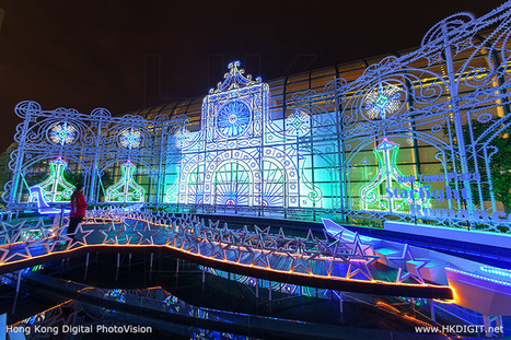 Hong Kong Shopping Mall Christmas Lightings | Shopping Malls in the Social Web Era | Scoop.it
