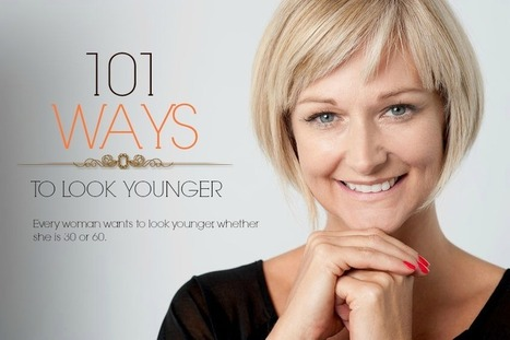 101 Ways to Look Younger | Aesthetic Clinic Singapore | Scoop.it