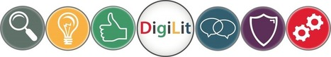 DigiLit Leicester - Secondary School Digital Literacy Framework and Survey | School Libraries | Scoop.it