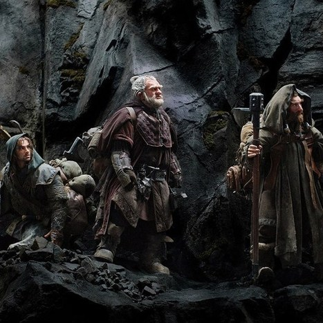 Hobbit tops 2013's most-pirated list (Wired UK) - Wired.co.uk | 'The Hobbit' Film | Scoop.it